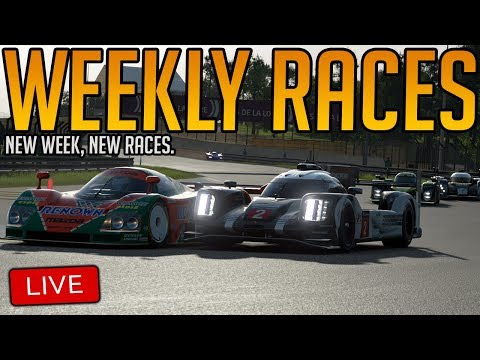 Gran Turismo Sport: New Week, New Races | Gr.1 Le Mans & Gr.3 Maggiore