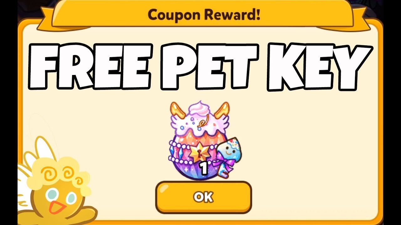 Coupons for Cookie Run