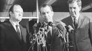 RICHARD NIXON TAPES: Hubert Humphrey on 1972 Election Night