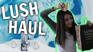 HUGE Lush Haul | Valentine's Day, Bath Bombs, + MORE!