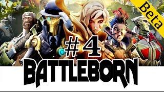 Кровью и потом: Анаболики! [Обзор все герои: Монтана] 🎮 Battleborn #4 🎮 PS4 Gameplay на русском