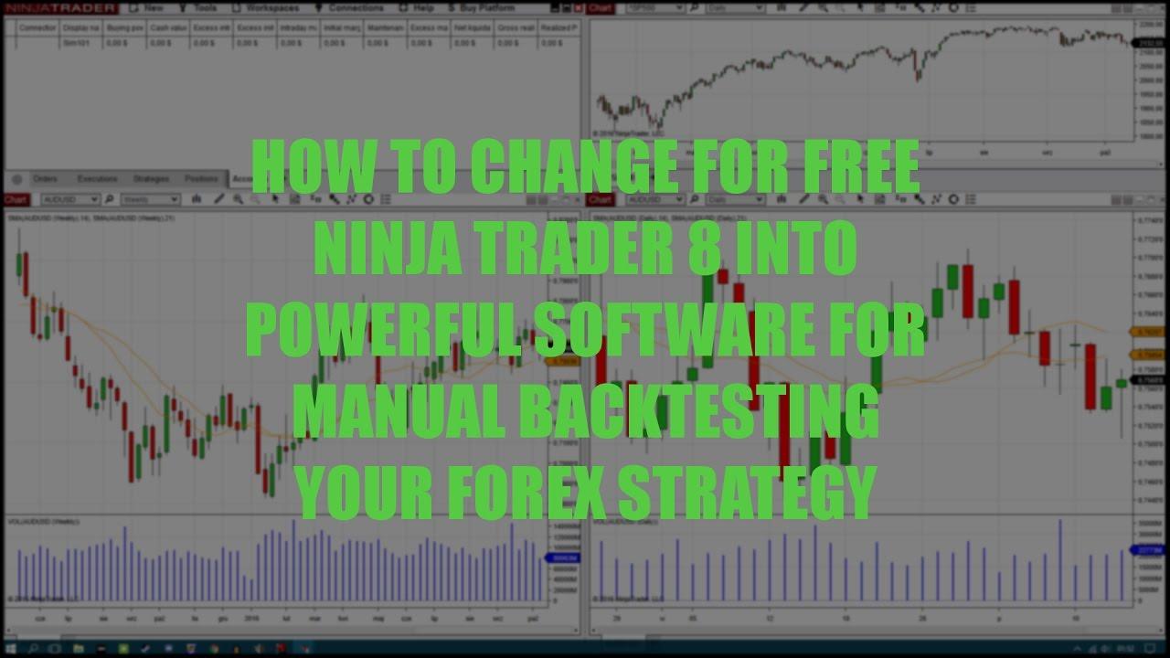 Forex tester gratis