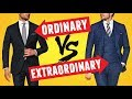 Suit Up  - Tips To Take Your Suit Style From Ordinary To Extraordinary | RMRS Style Videos