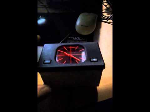 BMW E30 Analog Clock