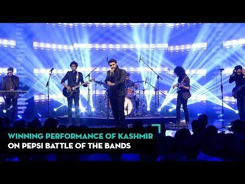Parwana Hun- Kashmir | Final performance | Last Episode | Pepsi Battle Of The Bands | Winner