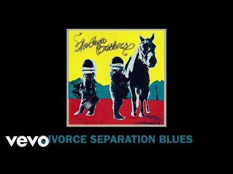 The Avett Brothers - Divorce Separation Blues (Audio)