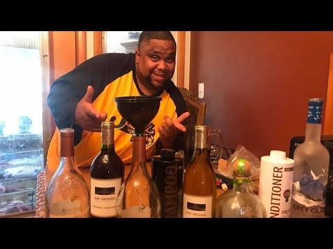 The Ace & TJ Show - Guy Shows You How to Sneak BOOZE on a Cruise