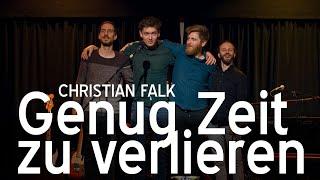 Christian Falk – Genug Zeit zu verlieren (Live in Leer/Ostfriesland)