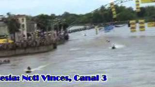 Vinces Visión REGATA 2013 (NOTI VINCES)