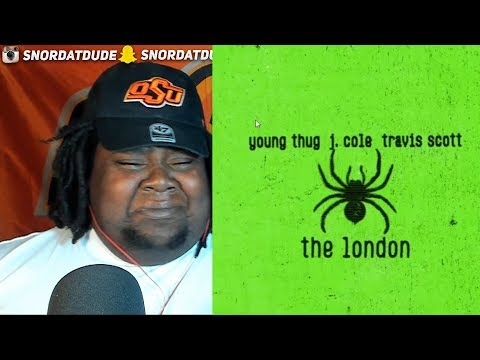 THUG GOT IN HIS PURSE ON THIS ONE!!! Young Thug – The London (ft. J. Cole & Travis Scott) REACTION!