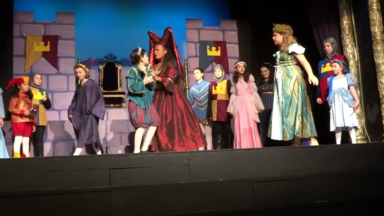 Once Upon A Mattress Is A Whimsical Adult Themed Romp Shepherd