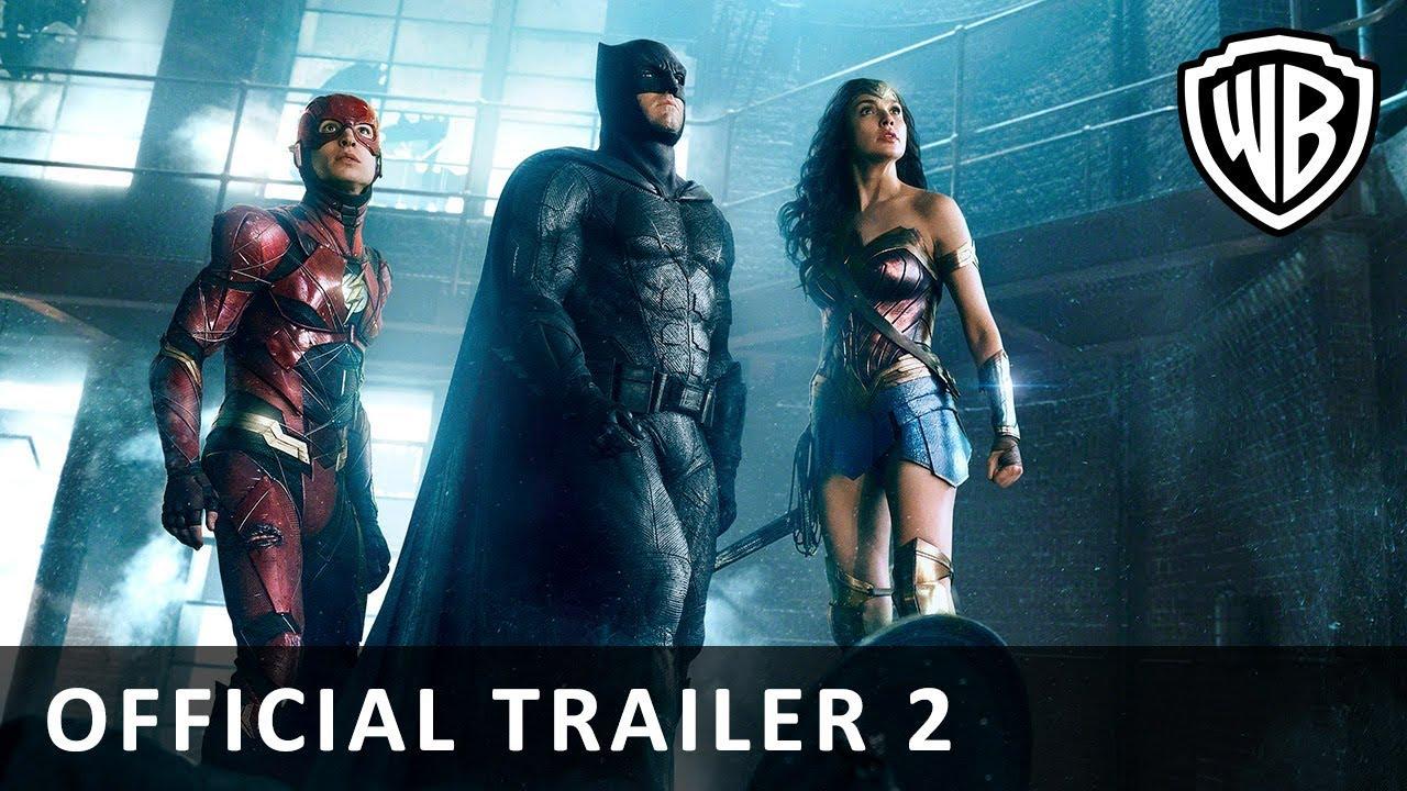 Justice League – Trailer 2