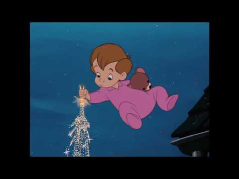 Peter Pan Diamond Edition You Can Fly Clip Youtube