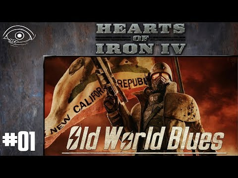 Repeat HoI4 - Old World Blues - 01 by Dimosa's Quest