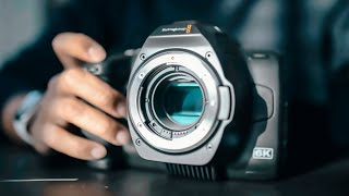 BMPCC6K Pro Review!! / 内臓NDフィルターが便利すぎる…