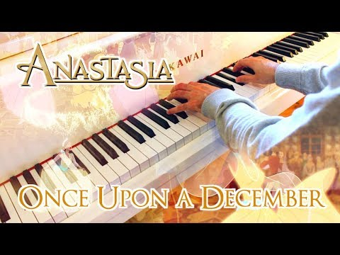 🎵 Once Upon a December (Anastasia) ~ Piano cover played by Moisés Nieto