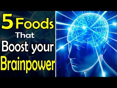 Top 5 Foods that Boost Your Brainpower – Health and Fitness || Life Care