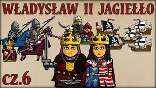Władysław II Jagiełło cz.6 (Historia Polski #85) (Lata 1394-1398) - Historia na Szybko