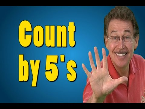 how to teach counting by 5s