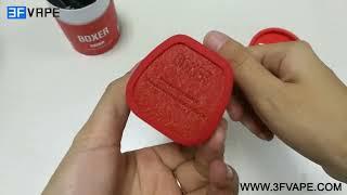 authentic Hugo Vapor Rader 211W Box Mod - 3FVAPE
