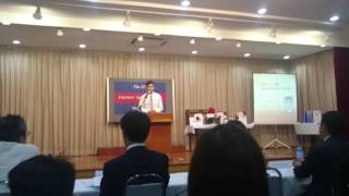 This is the video on my national level Japanese Speech Competition ...
