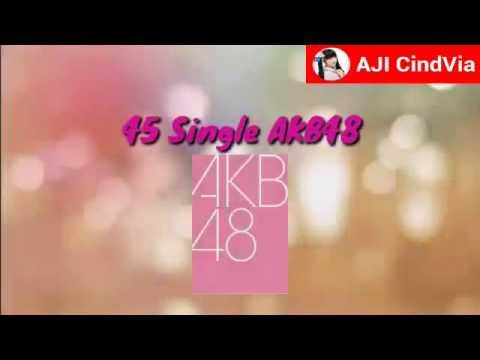 45 Single AKB48 2006  2016
