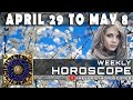Weekly Horoscope April 29 to May 5, 2019