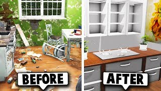 RENOVATING HOUSES AND MAKING HUGE PROFITS! | House Flipper #1