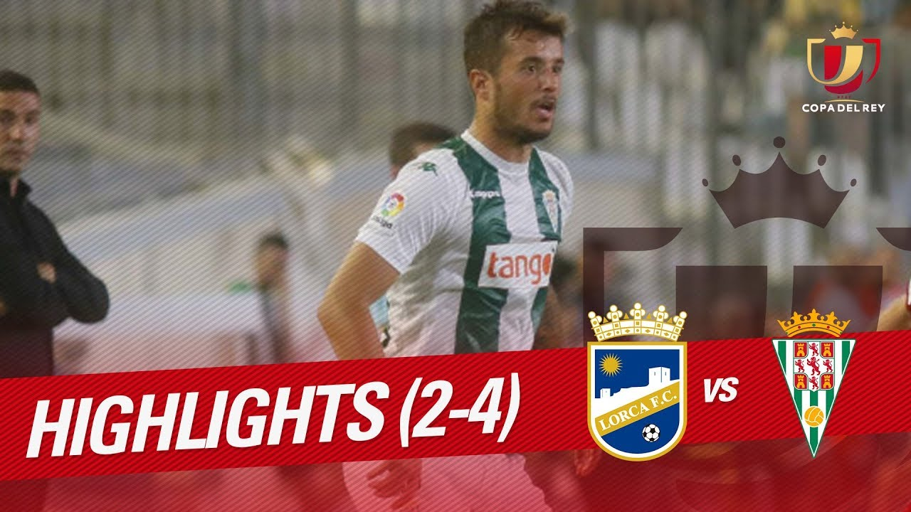 Lorca Deportiva FC 2-4 Cordoba
