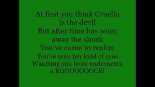 Gambar cover Selena Gomez - Cruella De Vil (With Lyrics)