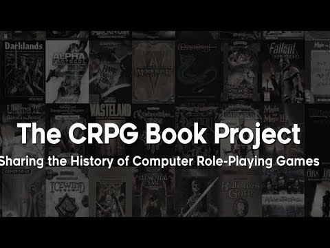 CRPG Book Released!  You Should Read It (It's FREE)