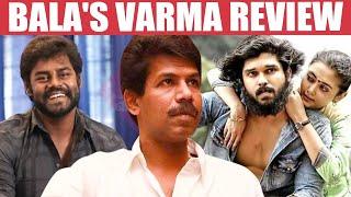"""`பாலாவோட `Varma' வேற லெவல்…. NO கெட்டவார்த்தை! ஆனா, Dhruv!""""- R K Suresh"""