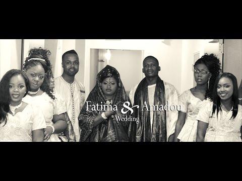 Fatima & Amadou - Mauritanian Wedding