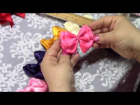 Kẹp nơ handmade dễ làm