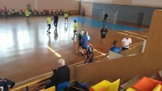 Чемпионат Украины по гандболу среди ветеранов 1.10.2016 г.Бровары