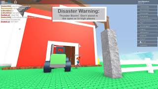 Roblox - Natural Disaster - 025