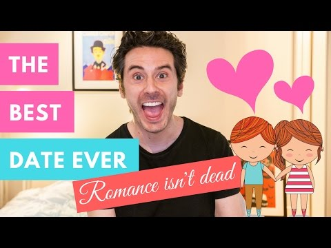 First Date Romance – The Best Date Ever + First Date Tips!