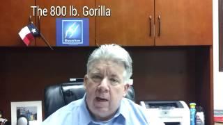 Risk Communication & the 800 lb. Gorilla
