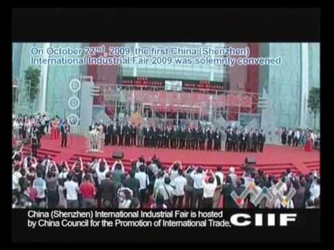 China (Shenzhen) International Industrial Fair (CIIF)