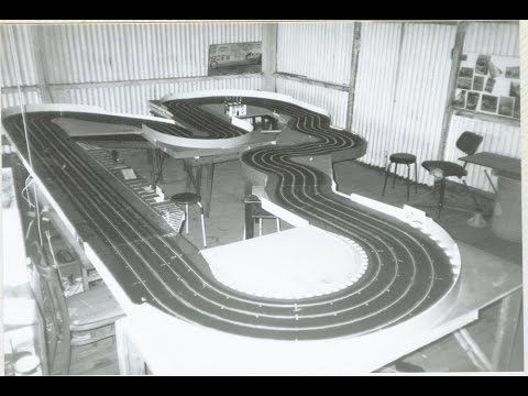 2nd Track of the East Devon Slot Racing Club