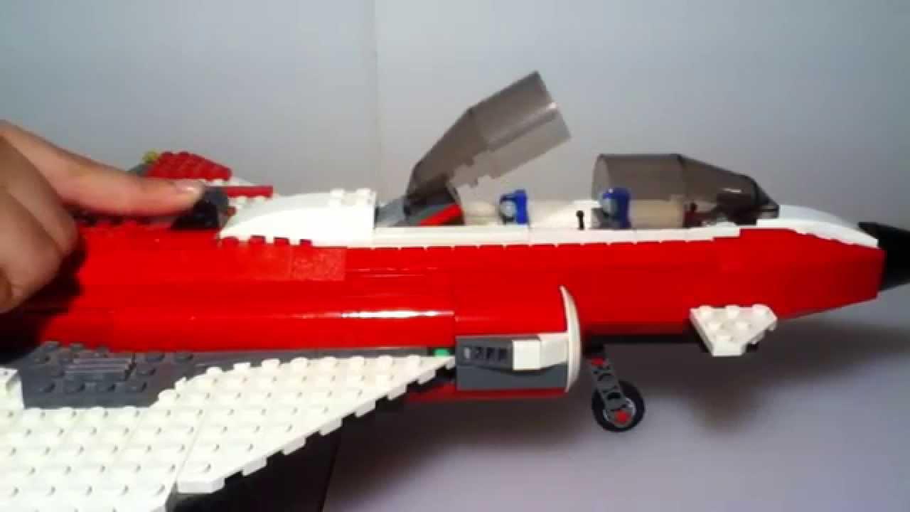 Lego creator 5892 sonic boom youtube - Lego sonic boom ...