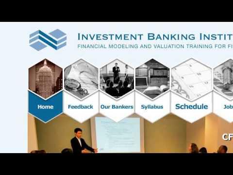 Investment Banker Career Information