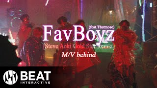 A.C.E(에이스) - Fav Boyz (feat. Thutmose) [Steve Aoki's Gold Star Remix] M/V Behind