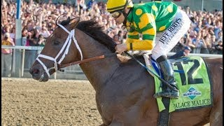 2013 Belmont Stakes Replay