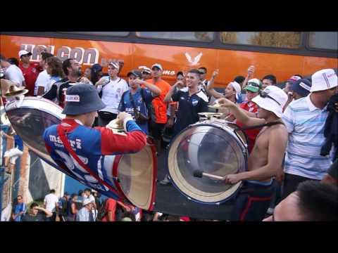La Banda Del Parque (Club Nacional De Football-Uruguay) Historia