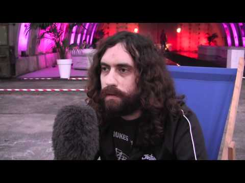 Open'er Festival 2012 - Justice interview