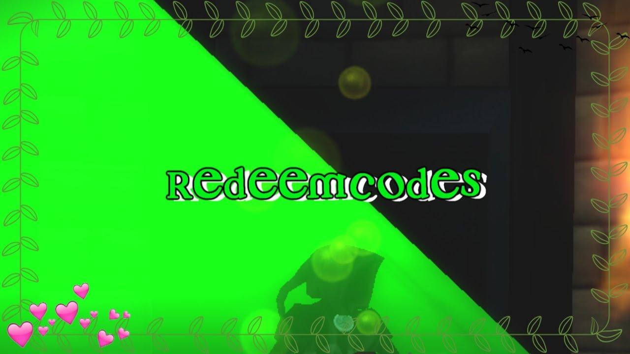 Redeem Codes💐 - YouTube