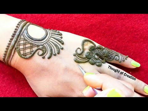 Hv Creations Of Henna Design 9 Heena Vahid Action News Abc