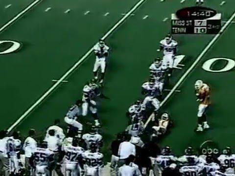 1998 # 1 Tennessee vs # 23 Mississippi St