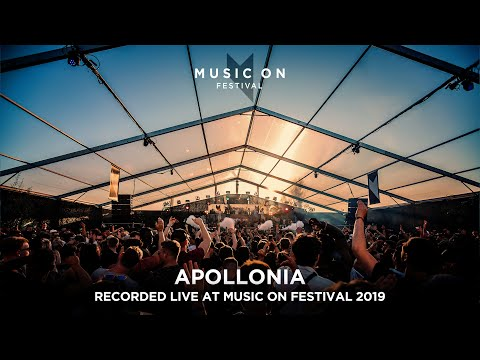 Apollonia At Music On Festival 2019